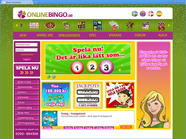 Buzzword Bingo Recension – Recensioner av Bingo på nätet